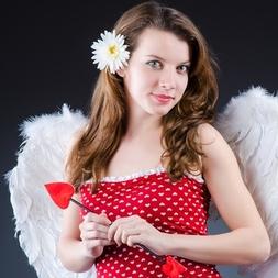 Jeu coquin : par tous les saints, valentin !