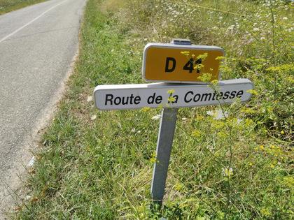 route de la comtesse