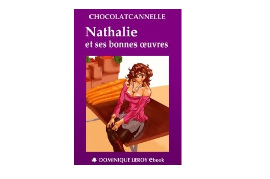Nathalie et ses bonnes oeuvres - livre érotique