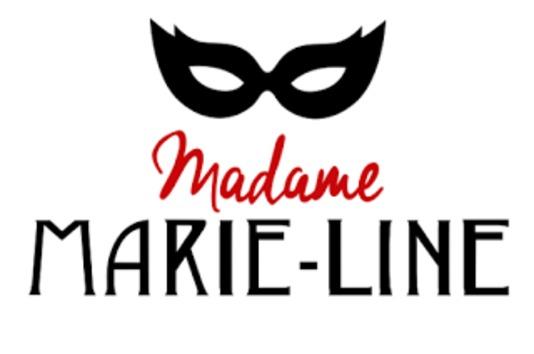 Logo Madame Marie-Line - parfum intime pour femme