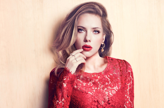 Scarlett Johansson - femme sexy