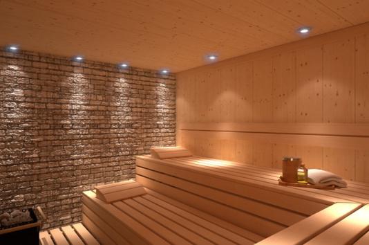 club libertin - sauna