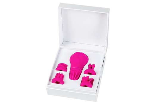 coffret sextoy caress