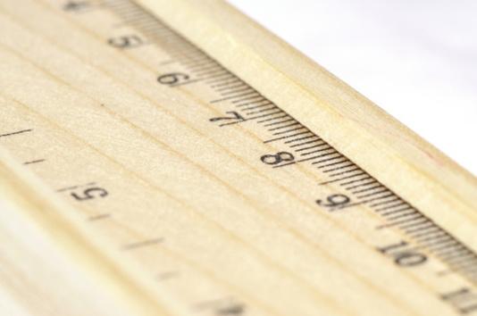 règle en bois pour punition SM