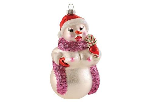 bonhomme neige femme sexy