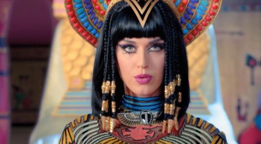 Cléopatre sexy : Katy Perry