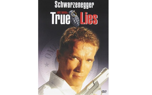 True Lies - film avec lap dance