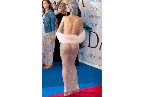 rihanna robe  glamour