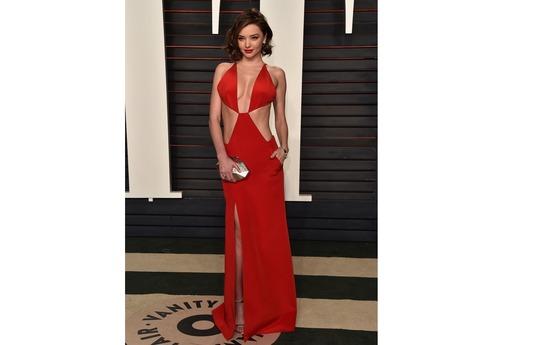 Miranda Kerr robe sexy