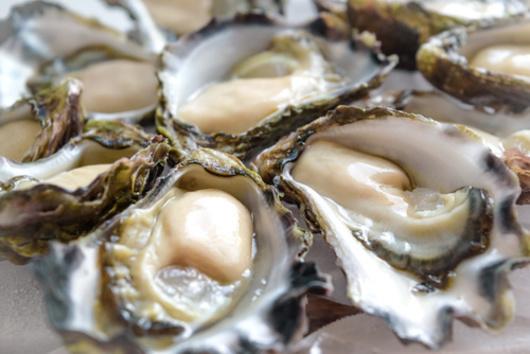 les huîtres, un aliment aphrodisiaque