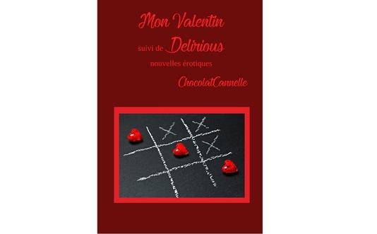 livre mon valentin chocolat cannelle