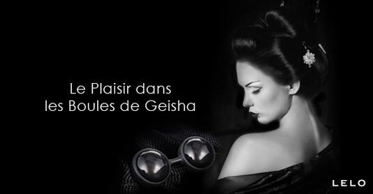 boules de geisha geisha chine lelo