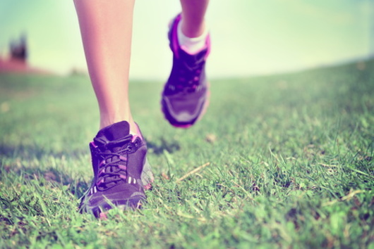 femme course running