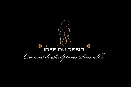 Logo idée du désir - fabriquant de sextoy en bois