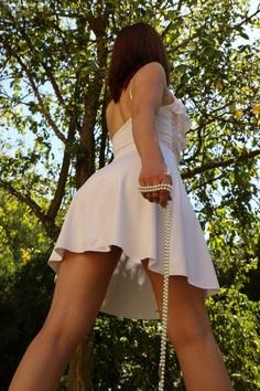 stella tanagra roman blanc