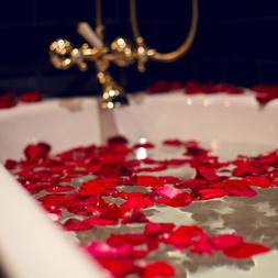 Un bon bain chaud
